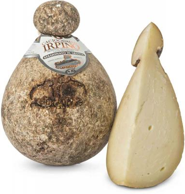 Caciocavallo Irpino - matured in caves, Valsana, Cibo, Cheese, Supplier, Importer, Wholesaler, Italian, formaggio