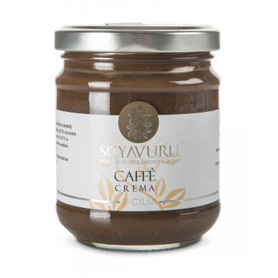 Crema al caffè · caffee sweet cream cibo valsana scyavuru suppliers london