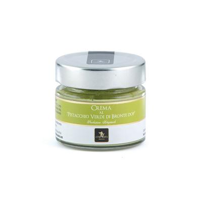 Vincente CM101-600 Spreadable Cream With Green Pistachio From Bronte PDO (In Transparent Box) 180g*